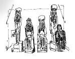 Ancient godmothers, British Museum, 2006