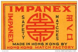 hong kong matches