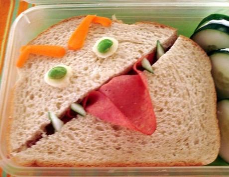 The Evil Sandwich