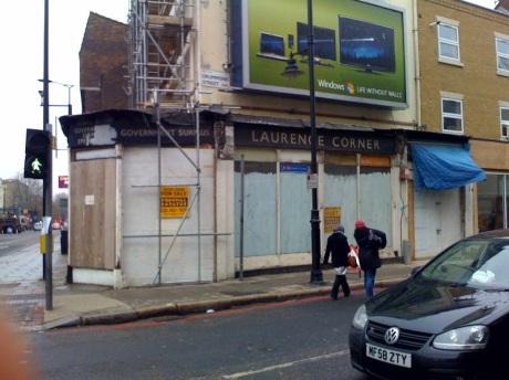 Laurence Corner in 2008