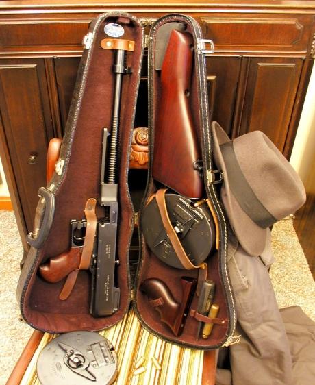 weapon thompson 1928