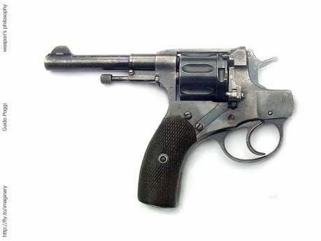 surreal pistol
