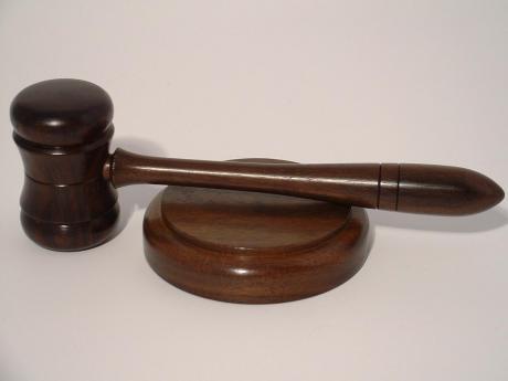 rosewood gavel