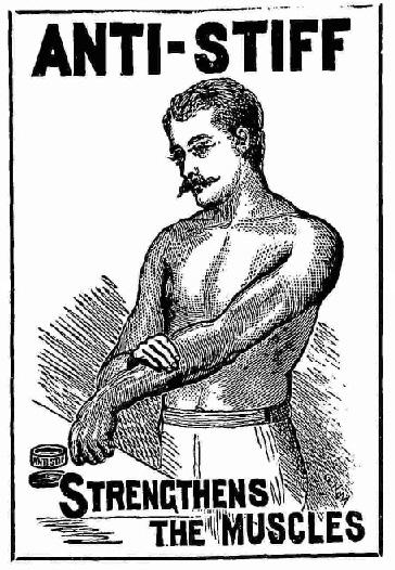 anti stiff Cycling 11 April 1891