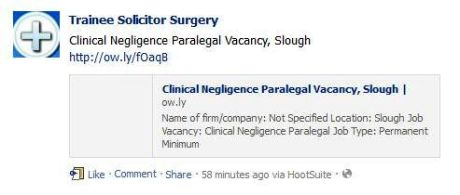 trainee solicitor surgery 2012 1204