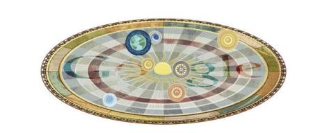google copernicus 540th birthday