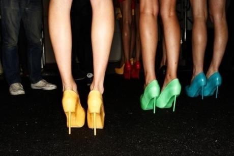 GREEN HEELS AND OTHERS