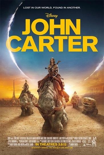 John carter poster wikipedia