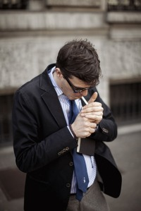 man smoking light-it-up-in-milan-italy-style