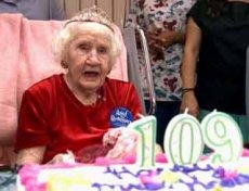 Ruth Hamilton 109th Birthday