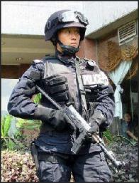 PAP serviceman