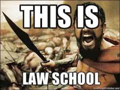 this is law school sparta