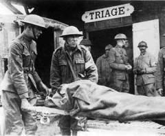 triage world war one