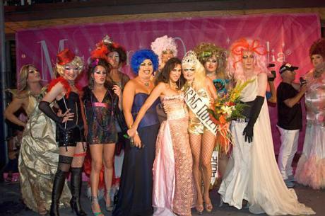 gruppo drag queen 2008
