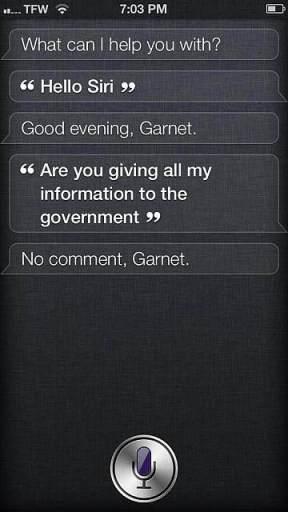 Siri doesnt deny it Imgur