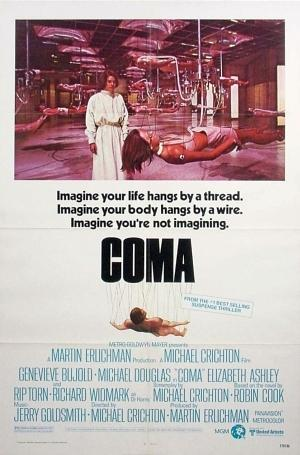 coma 1978 movie poster