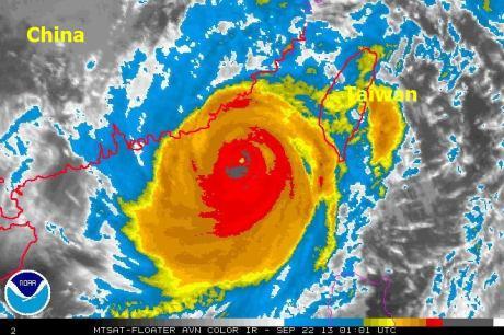 typhoon usagi 2013 0922
