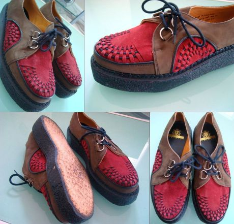 george cox brothel creepers