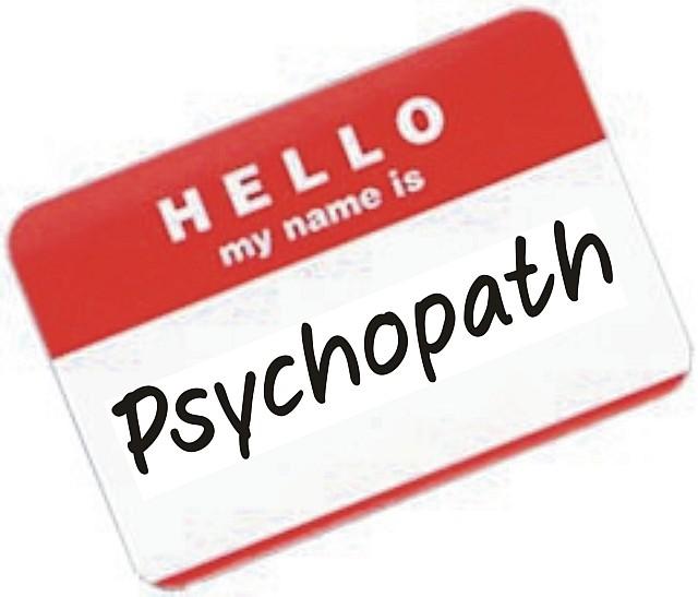 Psychopath test scenario