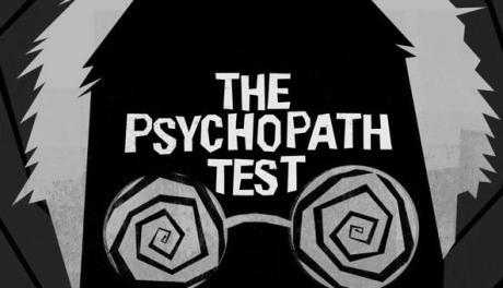 psychopath test logo