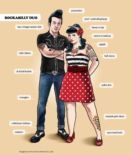 rockabilly duo