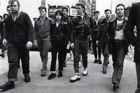 teddy boys kings road 1978 howard grey
