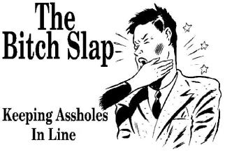 the bitch slap