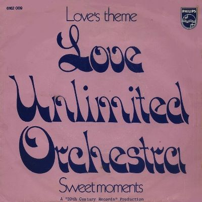 Love's Theme by Barry White and the Love Unlimited Orchestra (1973)
