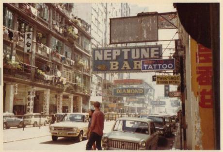neptune bar 82 lockhart road wanchaii 1972