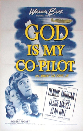 God Is My Co-Pilot (1945) via Wikipedia