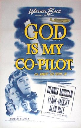 God Is My Co-Pilot (1945) via Wikipedia