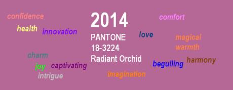 pantone 2014 qualities