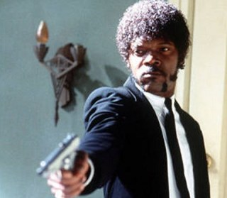 pulp fiction black
