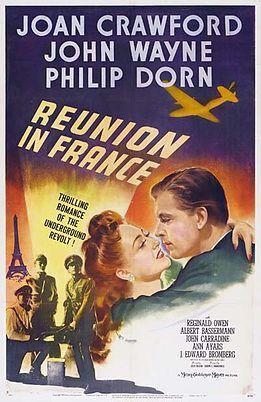 Reunion in France (1942) via Wikipedia
