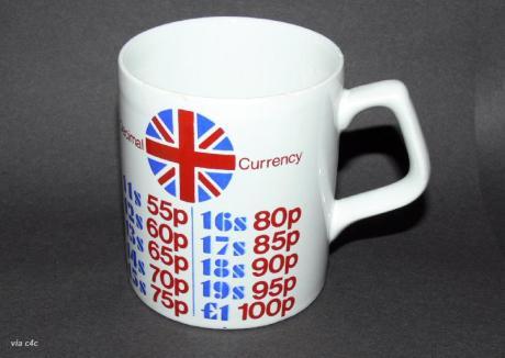 british money conversion mug c4c