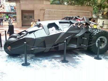 batmobile 10