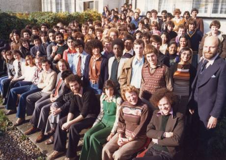 thenakedlistener school 1970s