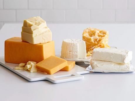 stock comfort food cheese